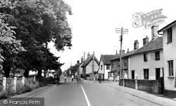 The Street c.1955, Rickinghall