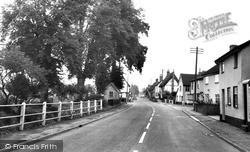The Street c.1965, Rickinghall