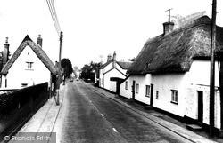 The Village c.1955, Rickinghall