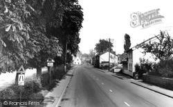 The Village c.1965, Rickinghall