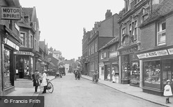 High Street 1921, Rickmansworth