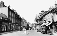 Rickmansworth, High Street c1950