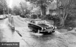 Water Splash c.1965, Rickmansworth