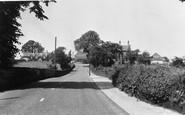 Riddings, Bullock Lane c1960