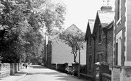 Riddings, Church Street c1960