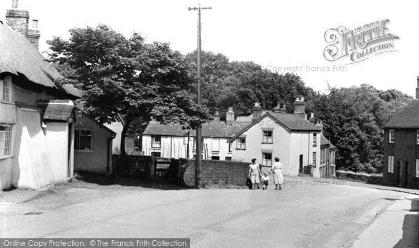 Riddings, Moulders Arms 1958