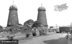 The Mills c.1960, Riddings
