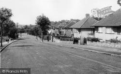 Riddlesdown, Brancaster Lane c.1955