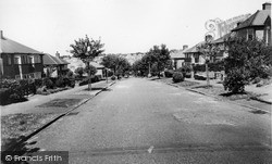 Riddlesdown, Eskdale Gardens c.1955