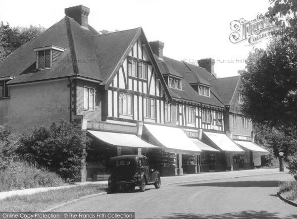 Photo of Riddlesdown, Lower Barn Road c1955, ref. R30011