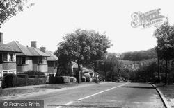 Riddlesdown, Mitchley Avenue c.1955