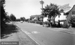 Riddlesdown, Riddlesdown Avenue c.1955