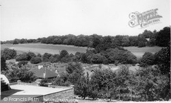 Riddlesdown, The Golf Links c.1955