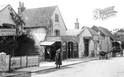 Riddlesdown, The Rose And Crown 1907