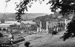 Rievaulx Abbey, 1951, Rievaulx