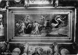 Rievaulx Abbey, Aurora Apollo And The Muses Painting On The Ceiling Of The Temple On The Terrace c.1950, Rievaulx