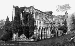 Rievaulx Abbey, c.1867
