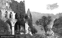 Rievaulx Abbey, c.1870, Rievaulx
