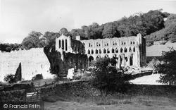 Rievaulx Abbey, c.1955, Rievaulx