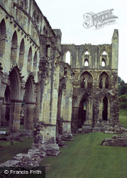 Rievaulx Abbey, c.1985