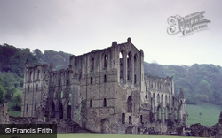 Rievaulx Abbey, North West c.1985