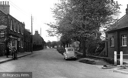 Rillington, High Street c.1955