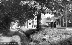 Rillington, High Street c.1960