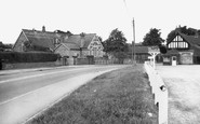 Rillington, Malton Road and the School c1965