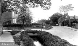 Rillington, Railway Street c.1955