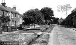 Rillington, Railway Street c.1960