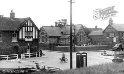 Rillington, School Corner c.1955