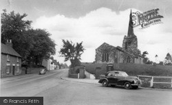 The Church c.1955, Rillington