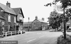 The Crossroads c.1965, Rillington