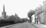 Rillington, the Village c1955