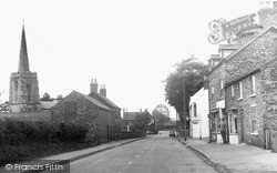 The Village c.1955, Rillington