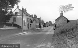 Rillington, Westgate c.1960