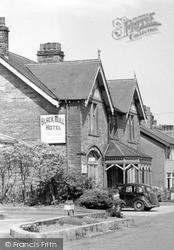 The Black Bull Hotel 1952, Rimington