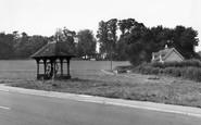 Ringmer, Village Green and Pump c1955
