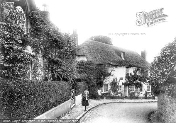 Photo of Ringmore, Church Hill 1907