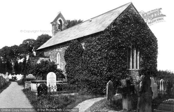 Photo of Ringmore, St Nicholas Church 1903