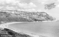 Ringstead, Bay And White Nothe c.1955
