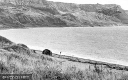 Ringstead, The Bay c.1955
