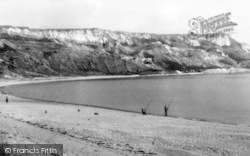 Ringstead, The Beach c.1955