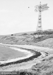 Ringstead, The Radar Station c.1955