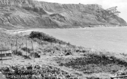 Ringstead, White Nothe c.1955