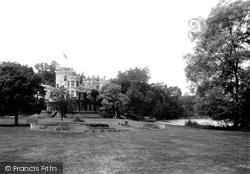 Ringwood, Avon Castle 1891