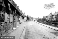 Ringwood, Christchurch Street 1900