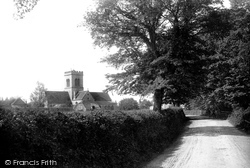 Ringwood, Church Of St Peter And St Paul 1890