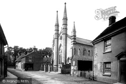Ringwood, Congregational Chapel 1890