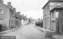 Ringwood, High Street 1890
